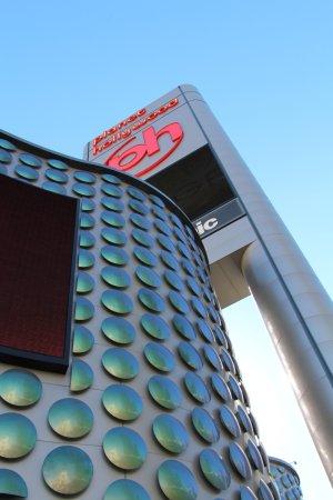 Planet Hollywood Casino: Vista de fora