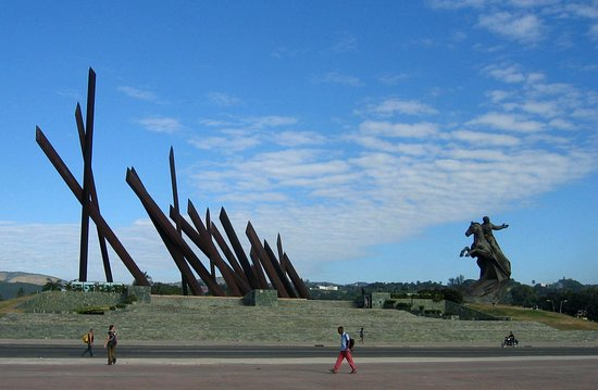 Revolution Plaza (Plaza De La Revolucion) : DirkvdM_monumento_antonio_maceo_large.jpg