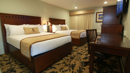 Santa Nella, CA: Newly Renovated Double Queen Courtyard Deluxe Room