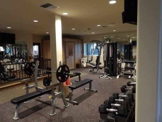 Santa Nella, CA: Newly Renovated Fitness Center