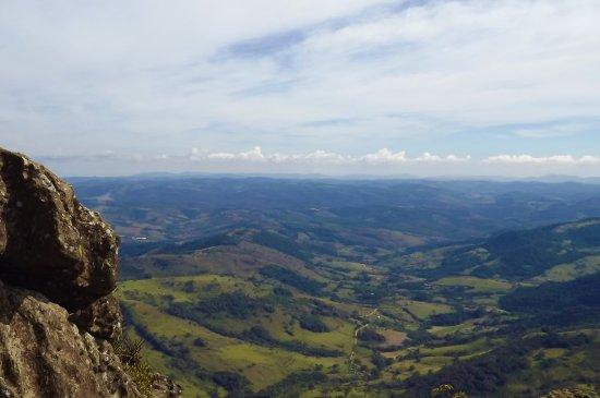 Caldas: A visão do topo!!