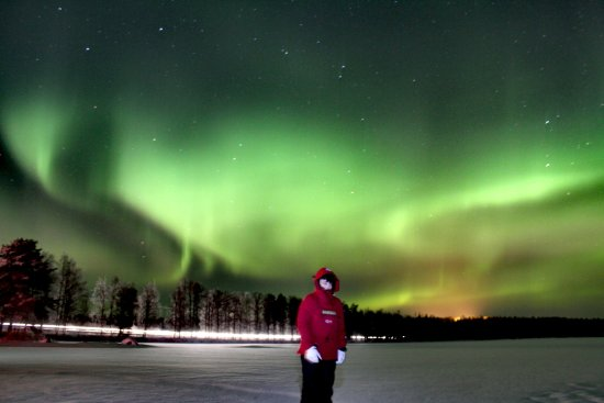 Great Feelapland: Even The Small Kids They Get Sock When They See The Northern  Lights
