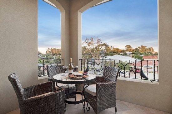 Sorrento, Australia: Balcony