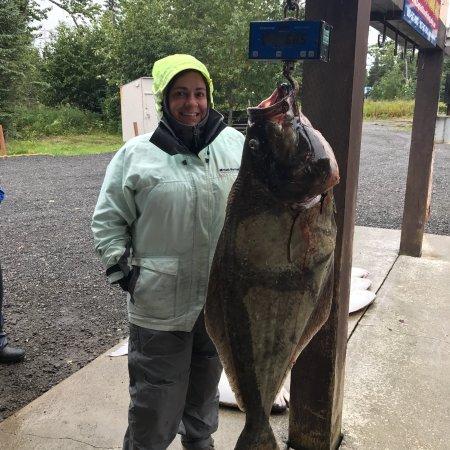 Foto captain steve 39 s fishing lodge ninilchik for Captain steve s fishing lodge
