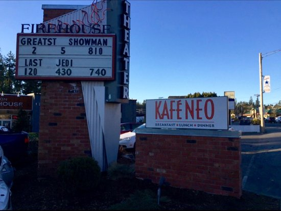 Kafe Neo Kingston NOW OPEN!!! Located next to the Firehouse Theater!
