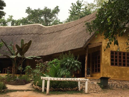 Kibale National Park, Uganda: Check In