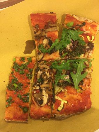 PizzArtist - Via Marsala : All vegan!