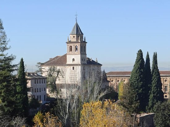 Church of Santa Maria de la Alhambra