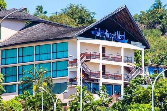 Airport Hotel In Tahiti
