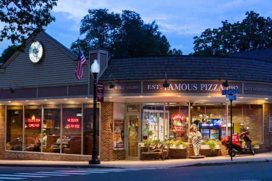 FAMOUS PIZZA, Bethel - Menu, Prices & Restaurant Reviews ...