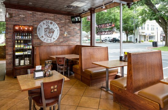 Bethel, CT: Our comfortable casual dining room