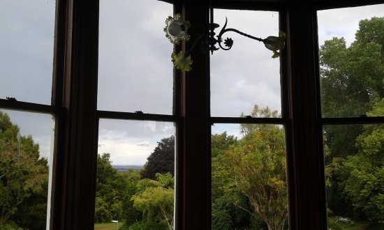 Whanganui, New Zealand: beautiful views from the sitting room
