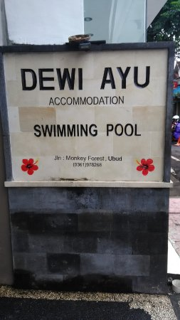 Dewi Ayu Accomodation-bild