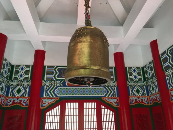Changuang Temple Bell Tower