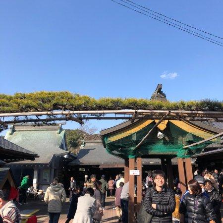 Kurume, Japan: 七木地蔵尊