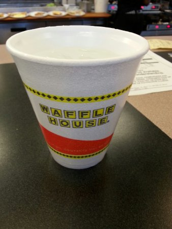 Hardeeville, SC: Waffle House Cup