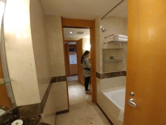هاربور بلازا ريزورت سيتي: 浴室