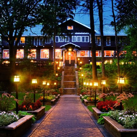 Grand View Lodge: Exterior