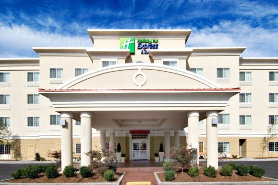 Holiday Inn Express Hotel & Suites Klamath Falls: Exterior