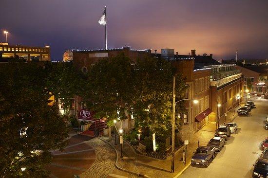 Portland Regency Hotel & Spa : Exterior