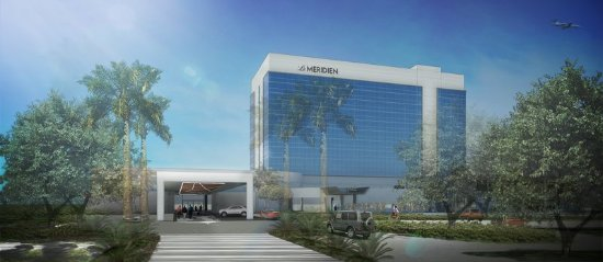 Sheraton Fort Lauderdale Airport & Cruise Port: Exterior