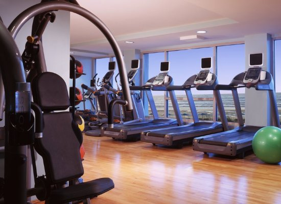 One Ocean Resort & Spa: Health club