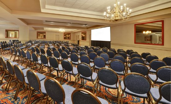 Thorold, Canada: Meeting room