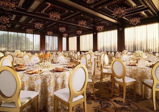Broummana, Líbano: Ballroom