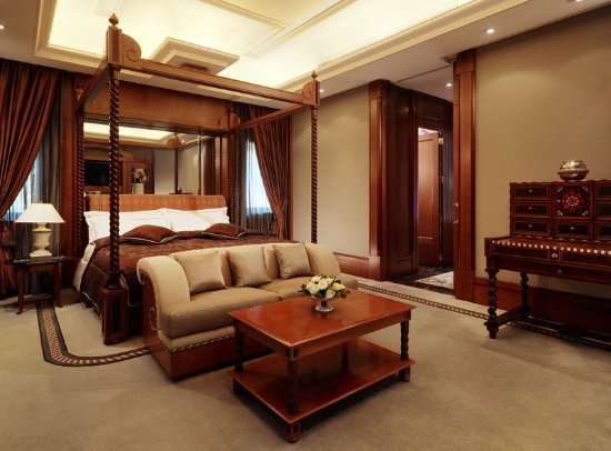 Broummana, Libanon: Guest room