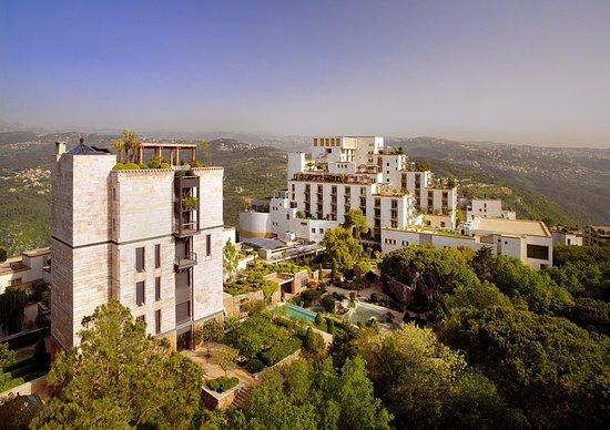 Broummana, Lebanon: Exterior