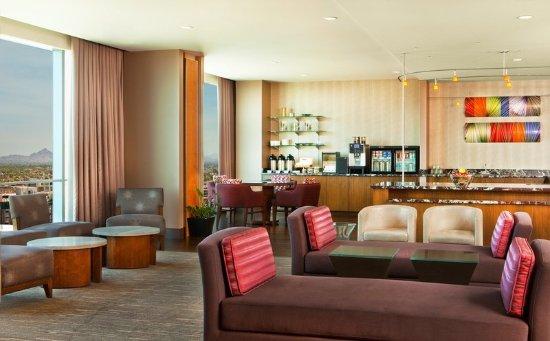 Westin Phoenix Downtown : Bar/Lounge