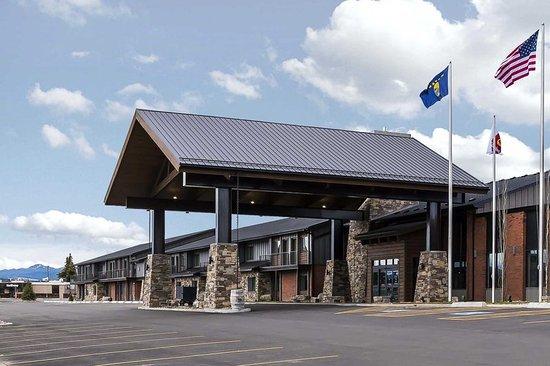 Butte, MT: Exterior