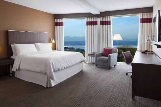 Des Moines, WA: Guest room