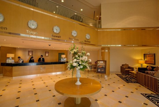 Jahra, Kuwait: Lobby