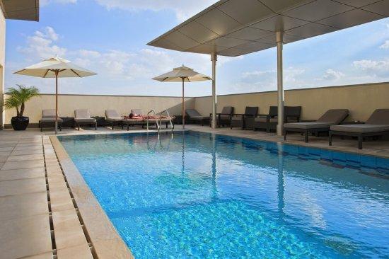 Centro Al Manhal Abu Dhabi by Rotana Hotel