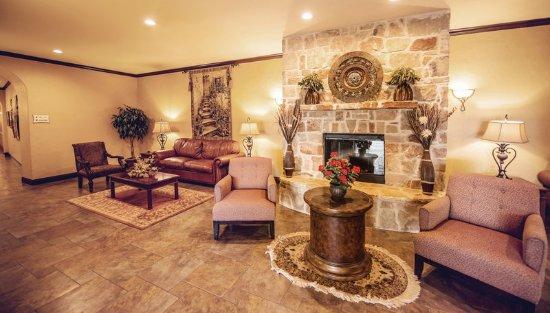 Marble Falls, TX: Lobby