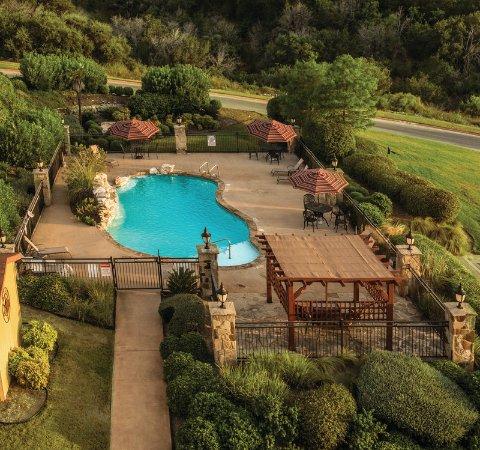 Marble Falls, TX: Pool