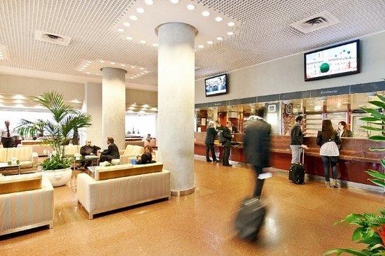 Michelangelo Hotel: Lobby