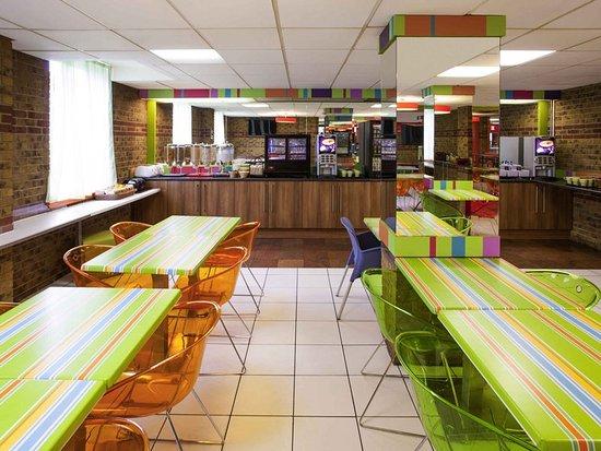 Leyton, UK: Restaurant