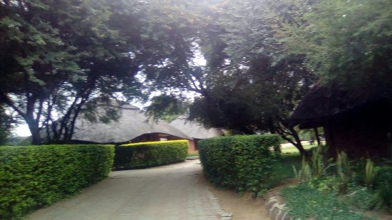 Gweru, Zimbabue: I checked in at this Lodge though it was late in the afternoon and its my first time, I said wow
