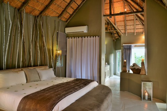 Welgevonden Game Reserve, South Africa: Suite Bedroom