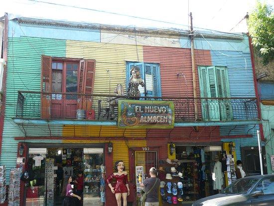 Mio Buenos Aires: La Boca, Buenos Aires