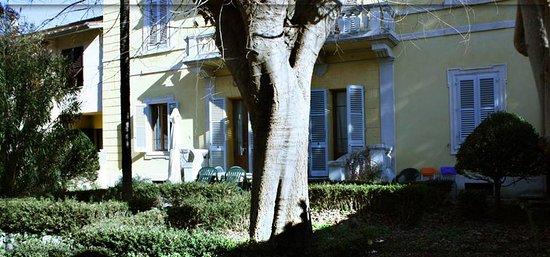 Casa di Alfredo: giardino