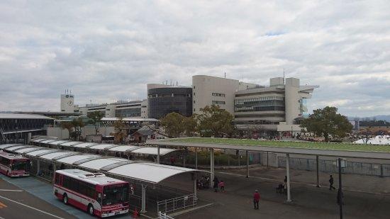 Kyoto Horse Racetrack : 京都競馬場 外観