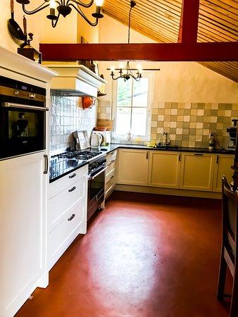 Buitenboel: Küche