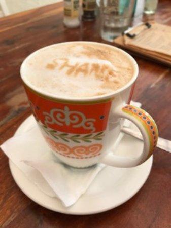 Bundanoon, Australia: Coffee (Special)