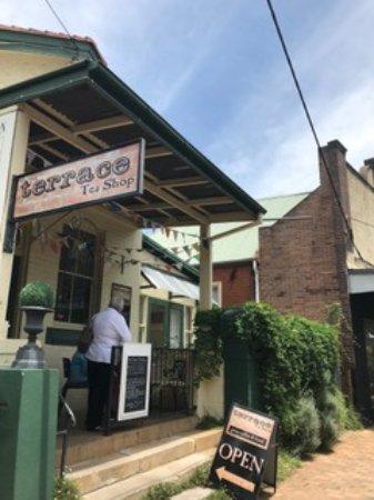 Bundanoon, Australia: Tea House