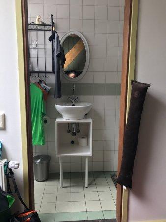 Boxmeer, Ολλανδία: Eingang Bad