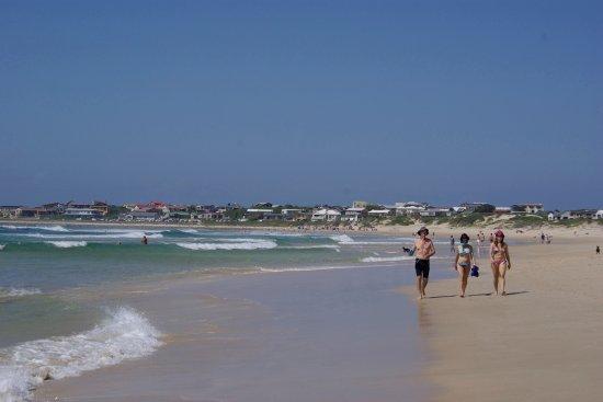 كايب سانت فرانسيس ريزورت: Cape St Francis beach