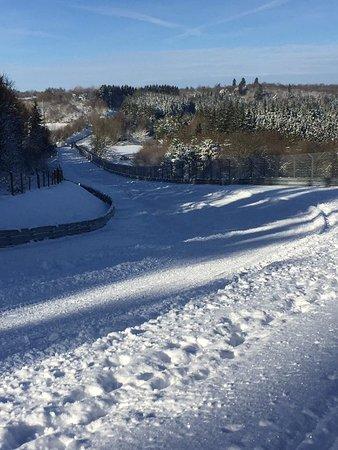 Adenau, Alemania: nurburgring winter